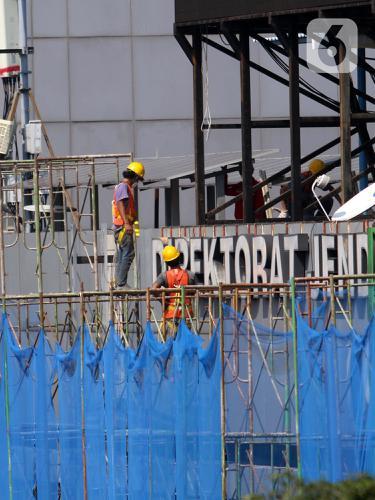 FOTO: Subsidi Upah Rp 1 Juta untuk Pekerja di Wilayah PPKM Level 4 dan 3
