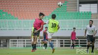 Pelatih Timnas Indonesia U-16, Bima Sakti, turut memantau seleksi program Garuda Select Jilid 3. (dok. PSSI)