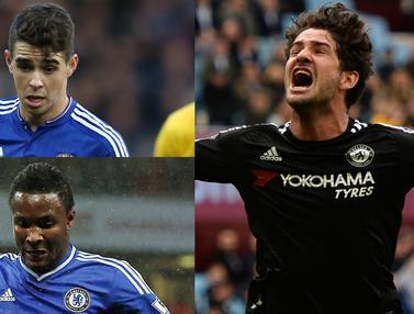 Mantan Pemain Chelsea yang Bermain di Liga China
