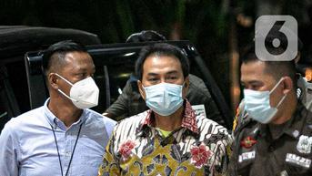 Azis Syamsuddin Dijemput Paksa KPK untuk Diperiksa Sebagai Tersangka