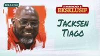 Wawancara Eksklusif - Jacksen Tiago (Bola.com/Adreanus Titus)