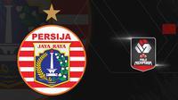 Persija Jakarta. (Bola.com/Dody Iryawan)