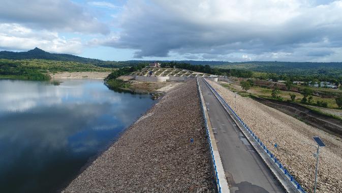 Kementerian Pekerjaan Umum dan Perumahan Rakyat (PUPR) menargetkan pembangunan 65 bendungan. Dok Kementerian PUPR