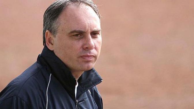 Darko Jankovic, hanya melatih Persib pada masa pra musim saja.