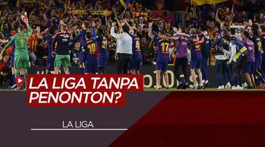 Berita Video Santi Cazorla dan Gaizka Mendieta Berbicara Tentang Sepak Bola Tanpa Penonton Jelang La Liga