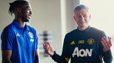 Manchester United (MU) - Aaron Wan-Bissaka