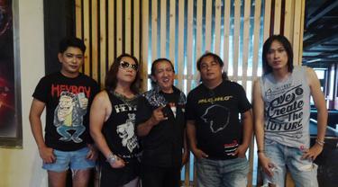 Penampilan Memo Band Diacungi Jempol Mantan Vokalis EdanE