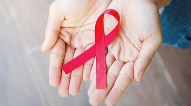 Ilustrasi HIV/Aids (Arfandi Ibrahim/Liputan6.com)