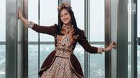 Melody JKT48  (Liputan6.com/Faizal Fanani)
