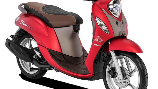Yamaha Hadirkan Fino Grande Luxury Red Berapa Harganya Otomotif
