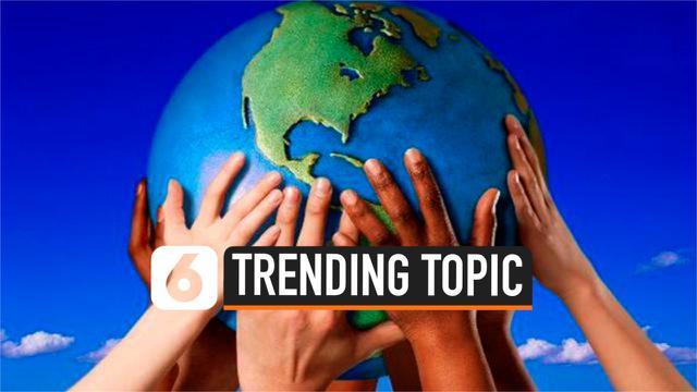 vertical trending
