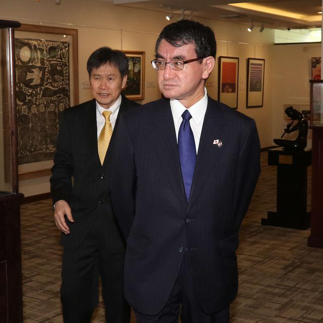 Desak Kaisar Minta Maaf, Korsel Dikecam Menlu Jepang