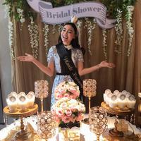 Hari pernikahan Whulandary Herman dan Nik Ibrahim tinggal menghitung hari. Baru-baru ini, ia Whulandary mendapatkan kejutan dari para sahabatnya. (Foto: instagram.com/whulandary)