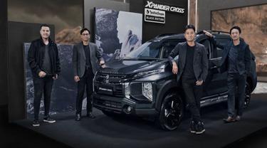 Mitsubishi Luncurkan Xpander Cross Rockford Fosgate Black Edition (Ist)