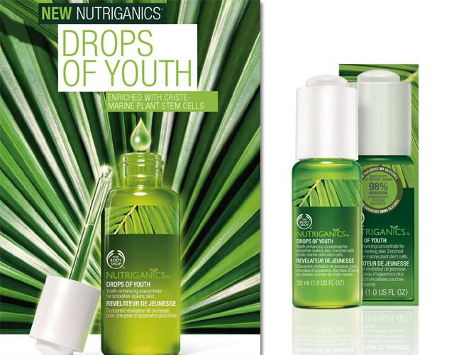 New Nutriganics Drops of Youth