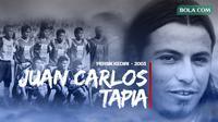 Juan Carlos Tapia - Persik Kediri. (Bola.com/Gregah Nurikhsani)