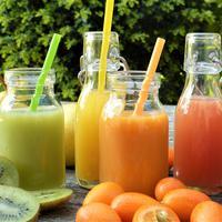 ilustrasi resep smoothies untuk menyembuhkan jerawat/pixabay