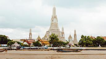 Bangkok Buka Perbatasan Tanpa Karantina untuk Wisatawan Asing per 1 November 2021
