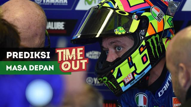 Dua mantan pebalap MotoGP, Carlos Checa dan Kevin Schwantz, memberikan prediksi terkait masa depan Valentino Rossi.