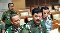 Panglima TNI Marsekal Hadi Tjahjanto (Liputan6.com/Putu Merta)