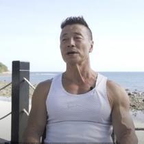Kakek 72 tahun bertubuh kekar di China. Foto; Sreenshot Change Production