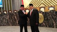 Ketua Badan Pemeriksa Keuangan (BPK) Agung Firman Sampurna. Merdeka.com/Anggun P Situmorang