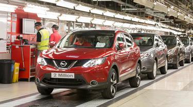 Tak Lagi Dikuasai Militer, Nissan Putuskan Buat Pabrik di Myanmar