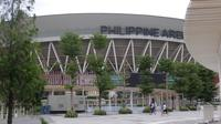 Philippine Arena, GOR yang diklaim sebagai yang terbesar di dunia memiliki kapasitas 55 ribu penonton. (Bola.com/Wiwig Prayugi)