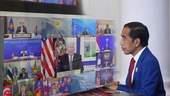 Jokowi: Penanganan Pandemi yang Lebih Efektif Membutuhkan Situasi Kondusif