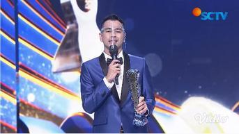 Raffi Ahmad Terpilih Menjadi Celebrity of the Year Infotainment Awards 2021 SCTV