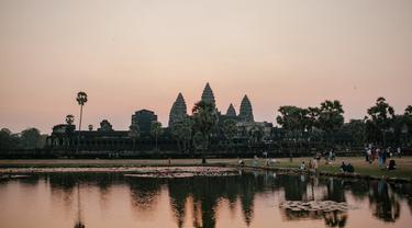 Wisata Kamboja