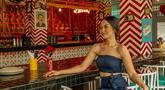 Gabriella Larasati merupakan artis pendatang baru Indonesia. Penampilannya di layar kaca pun baru di tahun 2017. Ia mengawali kariernya di layar kaca melalui sinetron Putri Titipan Tuhan sebagai Rona. (Liputan6.com/IG/@gabriellalarasati)