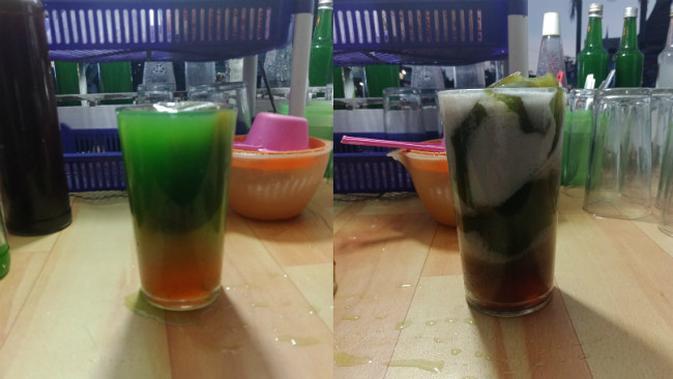 Air Aka atau Air Kacang, Paradigma Berbeda antara Orang Bukittinggi dan Padang. (Liputan6.com/Elvina Yollanda)
