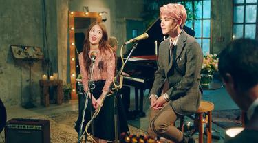 Suzy Miss A dan Baekhyun EXO