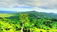 Bukit Cinta menjadi satu dari sekian ribuan wisata di NTT. (Liputan6.com/Ola Keda).