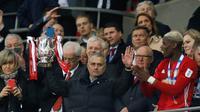 Jose Mourinho (AFP/Ian Kington)
