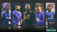 Kolase - 5 Pemain Chelsea (Bola.com/Adreanus Titus)
