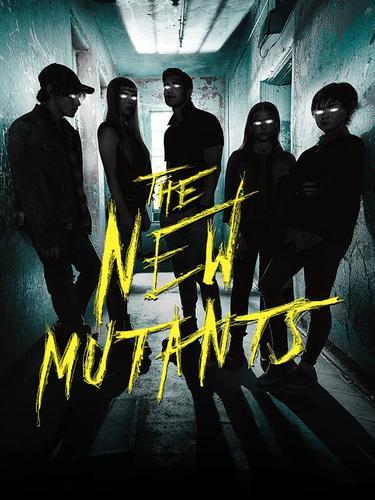 Poster The New Mutants.(Foto: Marvel/ 20 Century Studios/ IMDb)