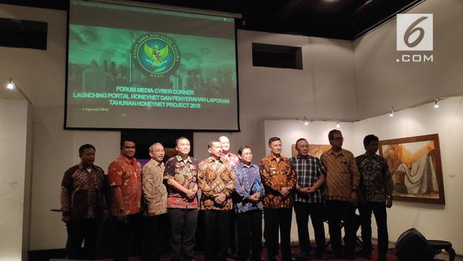 BSSN Rilis Laporan Keamanan Siber dalam Honeynet Project. Liputan6.com/ Agustinus Mario Damar