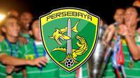Upaya mematenkan logo Persebaya yang dilakukan Persebaya 1927 dianggap tak beretika oleh kubu Persebaya ISL. (Liputan6.com)