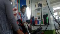 Layanan SPU di sepanjang Tol Trans Sumatera sudah disiapkan Pertamina (Liputan6.com / Nefri Inge)