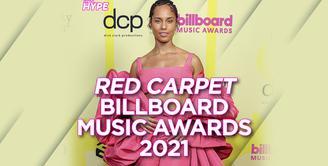 Penampilan Seleb Dunia di Red Carpet Billboard Music Awards 2021