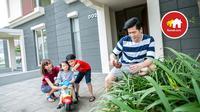 Pertimbangan beli rumah tidak hanya dari aspek lokasi dan harganya saja, namun juga lingkungan perumahannya yang nyaman untuk Anda.