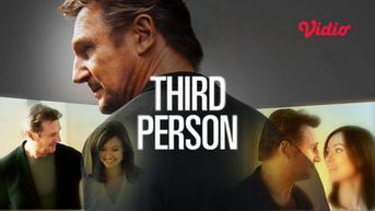 Alasan Nonton Film Third Person di Vidio: Tiga Kisah Cinta yang Saling Terhubung