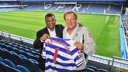 Tony Fernandes adalah Pengusaha Malaysia, Pemilik Air Asia juga pemilik Klub  Queens Park Rangers (QPR) di Inggris. (AFP Photo/Carl de Souza)