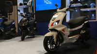 Peugeot Motorcycles Siap Jualan Lagi di Indonesia (Arief A/Liputan6)