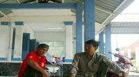 Pasien gangguan jiwa di Makassar pilih pasangan Prabowo- Sandi di Pemilu 2019 (Liputa6.com/ Eka Hakim)