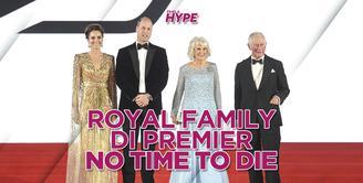 [thumbnail] Royal Family di Premier No Time To Die