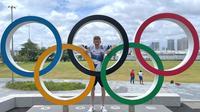 Atlet jalan cepat asal Inggris,Tom Bosworth, yang berlaga di Olimpiade Tokyo 2020. (dok. Instagram @tombosworth/https://www.instagram.com/p/CR5VU4fDLsX/)