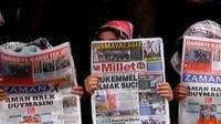 Pemerintah Turki menuding Koza Ipek mempunyai hubungan dengan Fethullah Gulen.